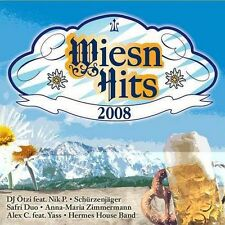 WIESN HITS 2008 -2 CD NEU Safri Duo O-Zone Alex C. Opus