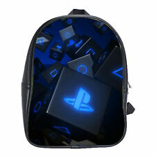 New Limited Playstation 4 PS4 Kid's School Bag Laptop Backpack XL Gift Idea Rare