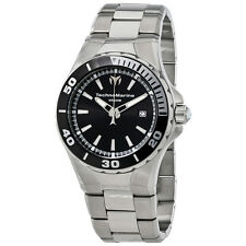 TechnoMarine Sea Manta Black Dial Mens Watch 215001