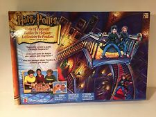 Rare HARRY POTTER the HALLS OF HOGWARTS board GAME is 100% COMPLETE