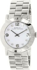 Marc by Marc Jacobs Women's Amy Bracelet MBM3054 Silver Stainless-Steel Quartz W