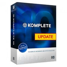 NATIVE INSTRUMENTS - KOMPLETE 10 UPDATE