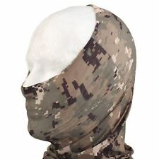 AIRSOFT AOR2 JUNGLE DIGI FAST DRY BANDANA BALACLAVA NECK TUBE FACE WRAP UK