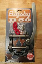 TOG RELIC GENUINE BIGSBY B50 TREMOLO VIBRATO AGED ALUMINUM CHROME FOR SOLID BODY
