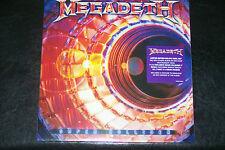 """Megadeth Super Collider Deluxe  180g VINYL LP + Colour 7"""" + DOWNLOAD SEALED"""