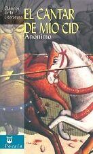 El Cantar de Mío Cid 1 by Anónimo (2006, Paperback)