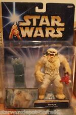 WAMPA HOTH ATTACK  STAR WARS SAGA COLLECTION 2004