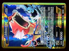 POKEMON (XY9) RUPTURE TURBO HOLO N° 123/122 LEVIATOR EX SECRET FULL ART 180 PV