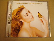 2-CD / MARIAH CAREY - GREATEST HITS