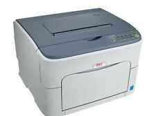 Oki Data - C110 LED Color Laser Printer 1200 x 600 dpi Print - Photo Print