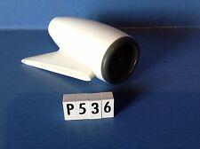 (P536) playmobil piéce vehicule réacteur avion ref 3185 3186