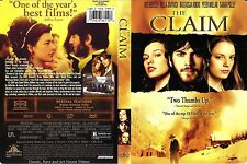 The Claim ~ New DVD 2001 ~ Wes Bentley, Milla Jovovich, Sarah Polley