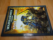 Edad Codex Space Marines