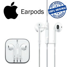 Original Apple EarPods Headphone with Remote and Mic MD827 For iPhone 5/6/6S
