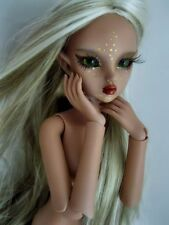 DK TAN CORAL Fairy OOAK Narah Slim Mini msd dollfie bjd ball joint doll ELF