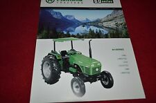 Montana 60 Series Tractor Dealer's Brochure YABE12