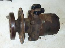 Parker Hydraulic Drive Motor AM123681 John Deere 2500A 2500B 3235C 3245C Mower