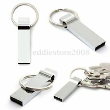 32GB USB2.0 Flash Pen Drive Memory Stick Portable Keychain Key Ring Thumb U Disk