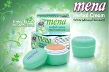 1x3g. MENA WHITENING CREAM REDUCE ACNE DARK SPOTS FRECKLES.