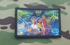 Jack Burton Big Trouble in Little China Morale Patch