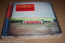 Fireworks New Promo Capitol Sampler CD Rare Coldplay Trouble Brothers & Sisters