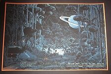 Silent Running MONDO Limited Edition Print Poster Killian Eng Cult Sci Fi x/300