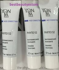 YONKA Phyto 52 Firming Cream Trial Pack 3 x 5 ml, 15 ml Total