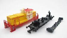 JOUEF HO caisse avec châssis de loco tracteur diésel des Bétons Français /SNCF