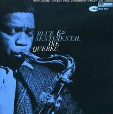 Ike Quebec - Blue And Sentimental CD EMI MKTG