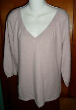 NWT I Love Ronson Lavendar Sweater Medium
