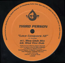 THIRD PERSON - Love Conquers All - Liquid Groove