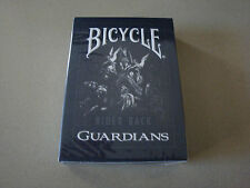 GUARDIANS RIDER BACK BICYCLE DECK OF PLAYING CARDS POKER SIZE - MAGIC TRICKS