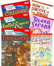 Teacher Created Materials Library: A Day in the Life, Grade 3 Set (2013,...