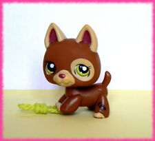 LITTLEST PETSHOP # 1362 BERGER ALLEMAND GERMAN SHEPHERD DOG LPS