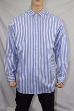 Authentic Faconnable Men's Cotton Shirt US L Made in Italy