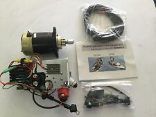 Mercury/ Tohatsu 25 Hp,30 Hp Electric Start Conversion Kit