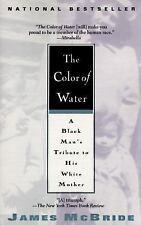 G, The Color of Water: A Black Man's Tribute to His White Mother, James McBride,