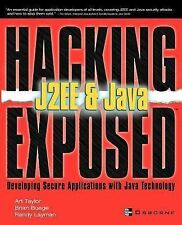 J2EE & Java: Developing Secure Web Applications with Java Technology (Hacking Ex