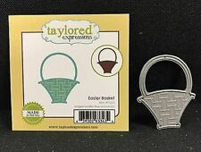 Holiday Metal Die EASTER BASKET TE532 - Taylored Expressions Dies All Occasion