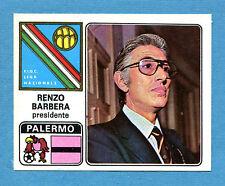 CALCIATORI PANINI 1972-73-Figurina-Sticker n. 247 - BARBERA - PALERMO -Rec