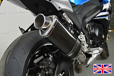 Suzuki GSXR1000 12-16 L2-L6 SP Engineering Carbon Tri-Oval Big Bore XLS Exhaust