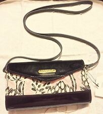 ANNE KLEIN The Quilt Trip Multi Color Small Crossbody Clutch/Purse/NWT
