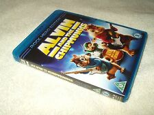 Blu Ray Movie Alvin And The Chipmunks rock hero edition