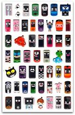 CELL PHONE FACE STICKERS Mobile Kids Craft Scrapbook Sheet Project Telephone
