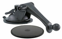 GN079WD: Arkon Sticky Dash Windshield mount with disk for Garmin Nuvi, DEZL GPS