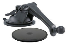 "GN079WD: Sticky Suction Windshield or Dash Mount w/ 3"" Arm for Garmin nuvi GPS"