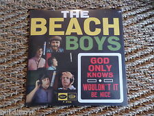 "The Beach Boys - God Only Knows 7"" 2016 Vinyl Record HMV Exclusive NEW RARE!"