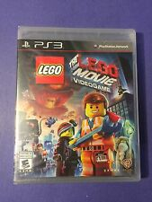 The LEGO Movie Videogame for PS3  NEW
