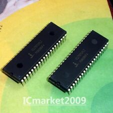 10 PCS ICL7107CPLZ DIP-40 ICL7107 3½ Digit, LCD/LED Display, A/D Converters NEW