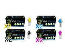 8 Toner cartouche pour HP Laserjet Pro CM1417FNW CP1525 CP1525N
